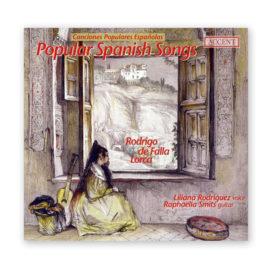 Raphaëlla Smits Popular Spanish Songs