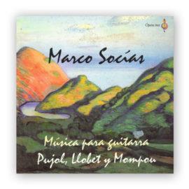 Marco Socías Música para guitarra