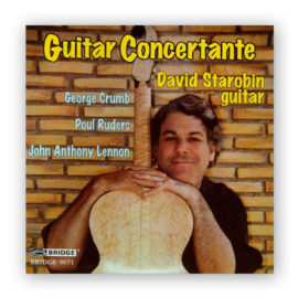 David Starobin Guitar Concertante
