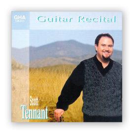 Scott Tennant Guitar Recital