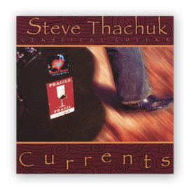 Steve Thachuk Classical Guitar Currents