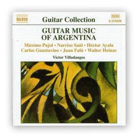 Víctor Villadangos Guitar Music of Argentina Volume 1