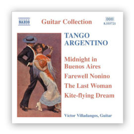 Víctor Villadangos Tango Argentino