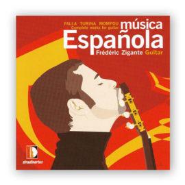 Frédéric Zigante Música Española