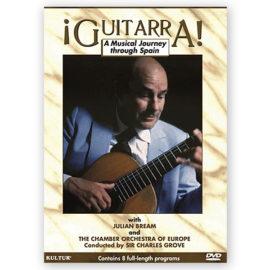 Julian Bream ¡Guitarra!