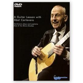 Abel Carlevaro Guitar- Lesson