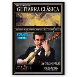 Carlos Pérez Guitarra Clásica