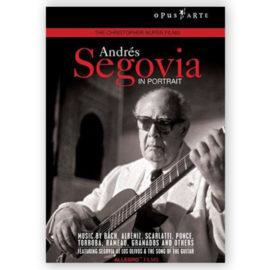 Andrés Segovia In Portrait