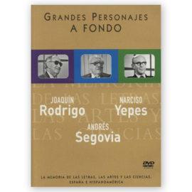 Andrés Segovia Joaquín Rodrigo Narciso Yepes A Fondo