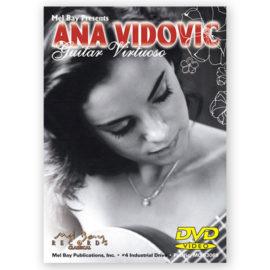 Ana Vidovic Guitar Virtuoso