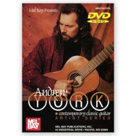 Andrew York Contemporary Classic Guitar