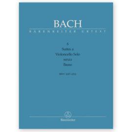 bach-6-cello-suites-barenreiter