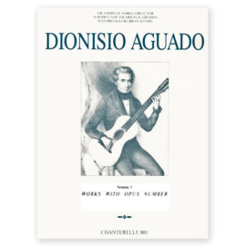 Dionisio Aguado Complete Works Volume 3