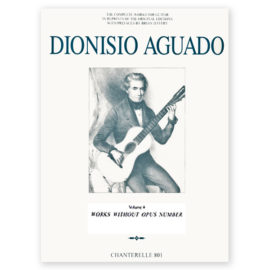 Dionisio Aguado Complete Works Volume 4