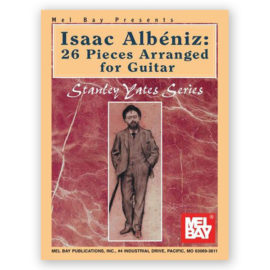 albeniz 26 pieces, yates