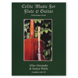 Allen Alexander Celtic Music for Flute & Guitar