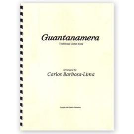 Anonymous Guantanamera Carlos Barbosa-Lima