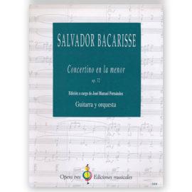 sheetmusic-bacarisse-concertino-72-orchestra