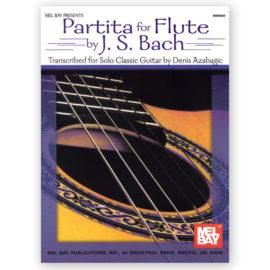 Johann Sebastian Bach Partita for Flute BWV 1013 Denis Azabagic
