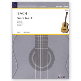 Johann Sebastian Bach Cello Suite 1 John William Duarte