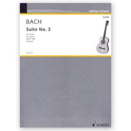 Johann Sebastian Bach Cello Suite 3 Duarte
