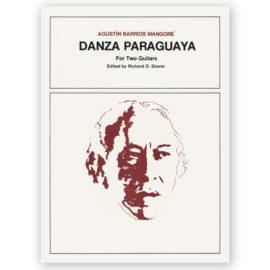 sheetmusic-barrios-danza-paraguaya