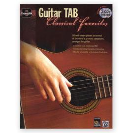 Basix Guitar Classical Favorites
