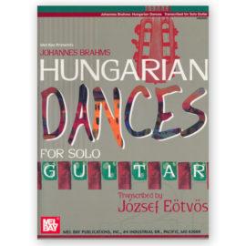 Johannes Brahms Hungarian Dances József Eötvös