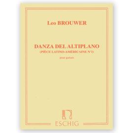 Leo Brouwer Danza del Altiplano