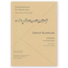 Dietrich Buxtehude 2 Suites