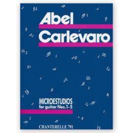 Abel Carlevaro Microestudios 1-5