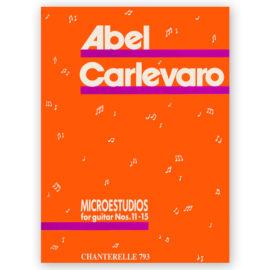 Abel Carlevaro Microestudios 11-15