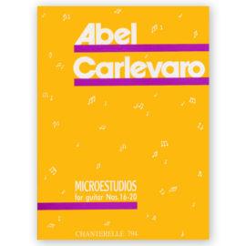 Abel Carlevaro Microestudios 16-20