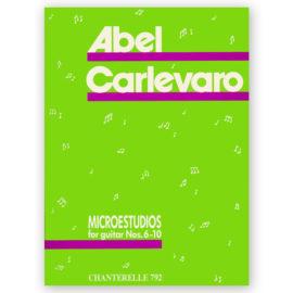 Abel Carlevaro Microestudios 6-10