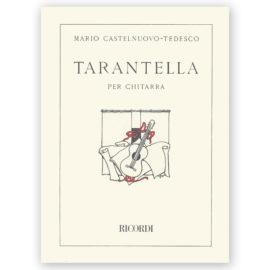 Mario Castelnuovo-Tedesco Tarantella