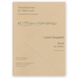 Louis Couperin Suite in d minor