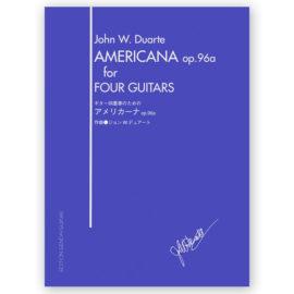 sheetmusic-duarte-americana