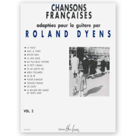 Roland Dyens Chansons Françaises Volume 2