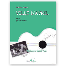 Roland Dyens Ville D'Avril