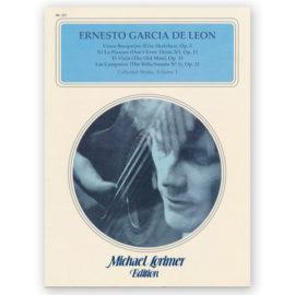 Ernesto García de León Collected Works Volume 1 Michael Lorimer