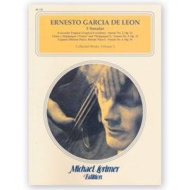 Ernesto García de León Collected Works Volume 3 Michael Lorimer