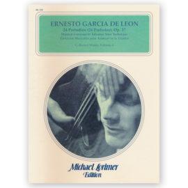 Ernesto García de León Collected Works Volume 4 Michael Lorimer