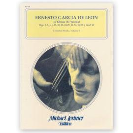 Ernesto García de León Collected Works Volume 5 Michael Lorimer