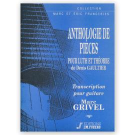 sheetmusic-gaultier-anthologie-grivel