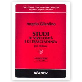 Angelo Gilardino Studi Di Virtuosità e Di Trascendenza Volume 2