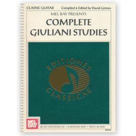Mauro Giuliani David Grimes Complete Giuliani Studies