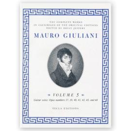 sheetmusic-giuliani-jeffery-volume-5