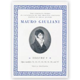 sheetmusic-giuliani-jeffery-volume-9
