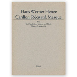 sheetmusic-henze-carillon-recitatif-masque