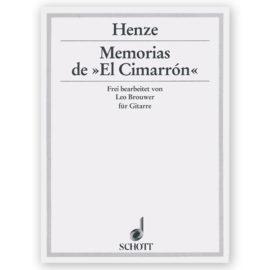 sheetmusic-henze-memorias-cimarron